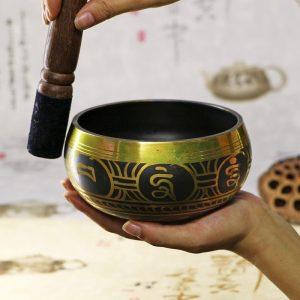 Bol Tibétain fait à la main