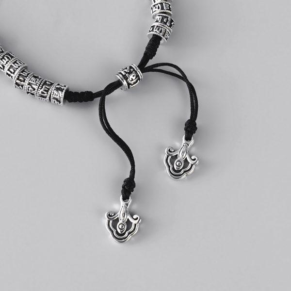 Bracelet Tibétain – Amulette 3