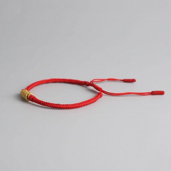 Bracelet Tibétain Porte Bonheur 2