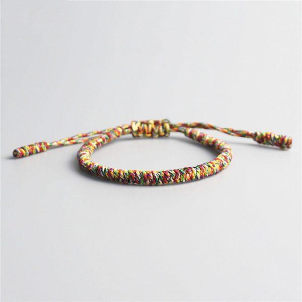 Bracelet De La Chance – Tressé Multi