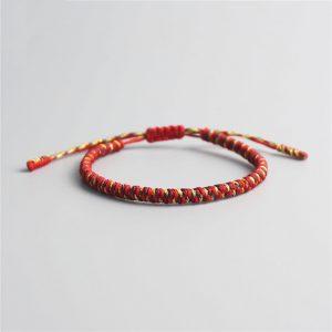 Bracelet de la chance – Tressé