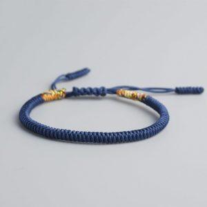 Bracelet de la chance – Bleu