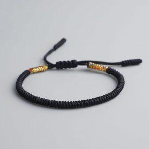 Bracelet de la chance – Noir