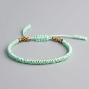 Bracelet de la chance – Turquoise