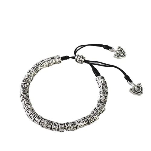 Bracelet Tibétain Amulette