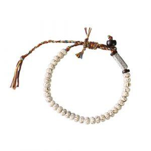 Bracelet Tibétain tressé à la main