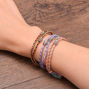 Bracelet Tibétain – Tête de Bouddha