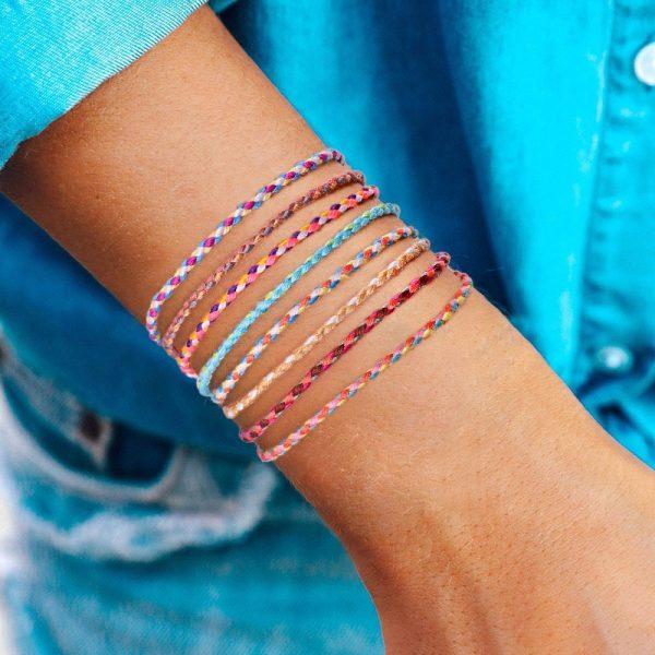 Meetvii Chanceux Tib Tain Cha Ne Bracelets Et Bracelets Pour Femmes Hommes La Main Gland Noeuds 1
