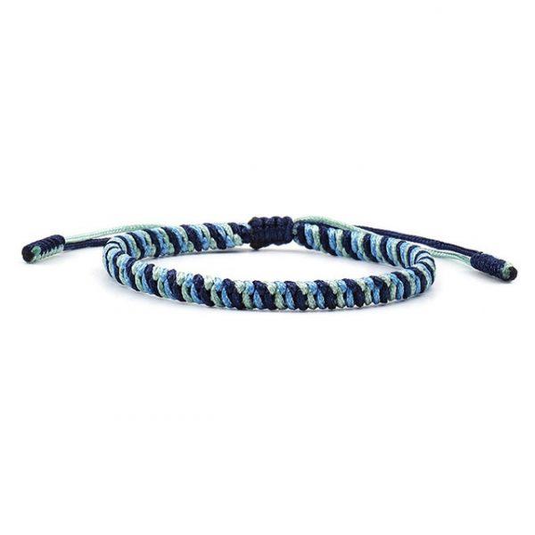Tib Tain Bouddhiste Chanceux Bracelets Bracelets Pour Hommes Femme La Main Noeuds Rouge Corde Enveloppement Brassard.jpg 640x640