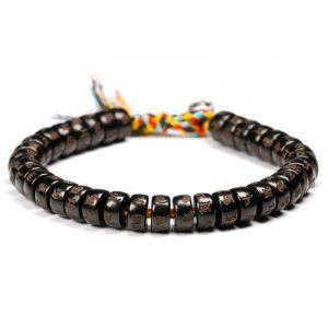 Bracelet Tibétain – Perles sculptées