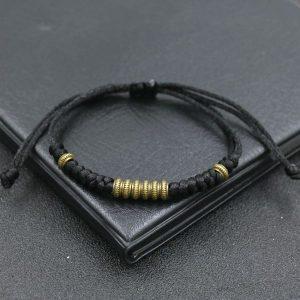 Bracelet Tibétain Rouge