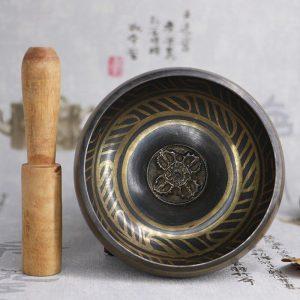 Bol Chantant Tibétain Artisanal