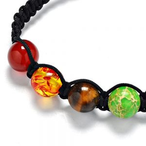 Bracelet 7 chakras – Équilibre des chakras