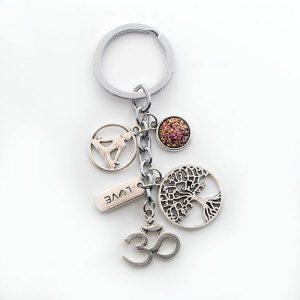 Porte-clé – Pendentifs zen