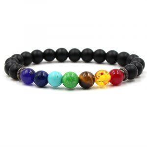Bracelet 7 chakras – guérison et équilibre