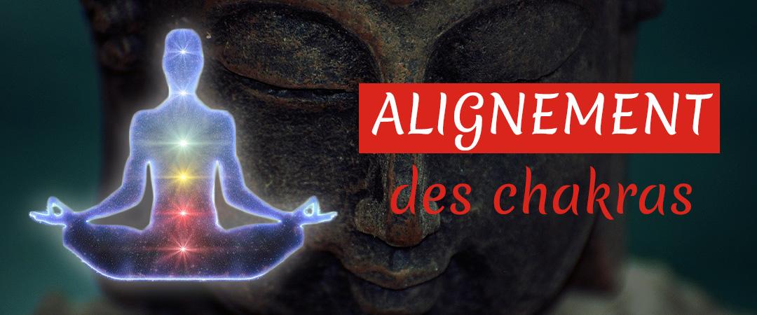 L'alignement et l'harmonisation des chakras [Guide Complet]