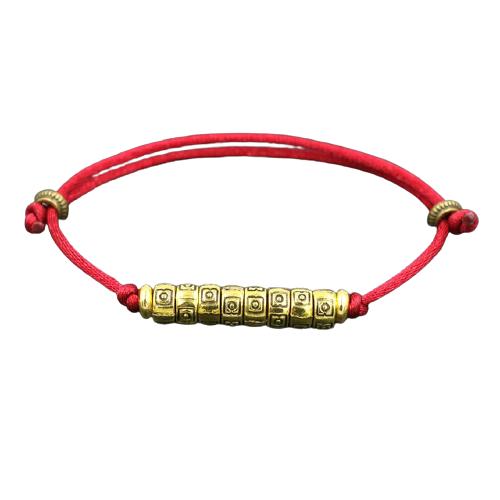 bracelet de la chance bordeaux