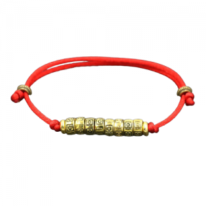 Bracelet de la chance – Rouge