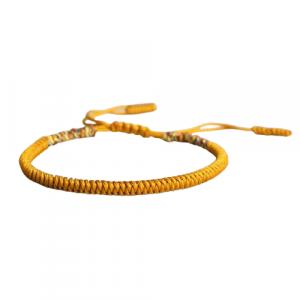 Bracelet Tibétain – Jaune