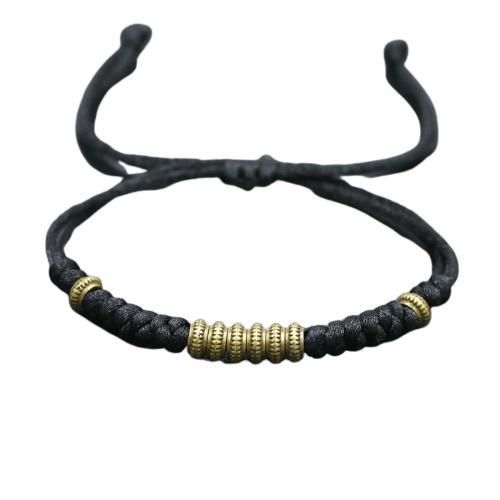 bracelet tibetain noir (2)