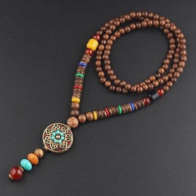 bijou ethnique style tibetain