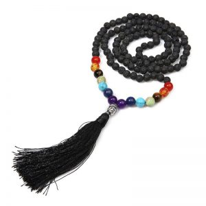 Collier tibétain 108 perles