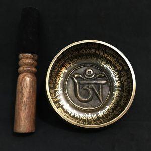 Bol Tibétain Om