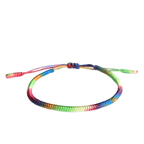 bracelet tibetain 7 chakras