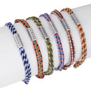 Bracelet Tibétain Couleur