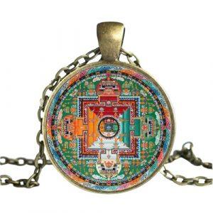 Pendentif tibétain