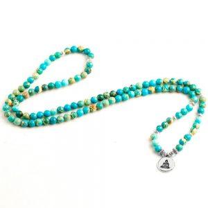 Collier Mala 108 perles
